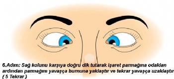 Göz Egzersizleri