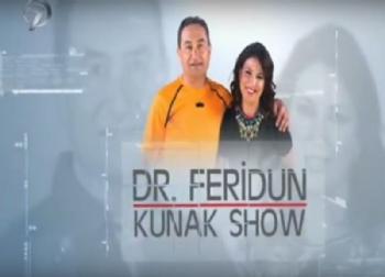 Dr. Feridun Kunak Show Ayak Rahatsızlıkları ve Tedavisi - 7 Eylül 2015